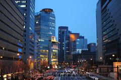 梅田・北新地の写真